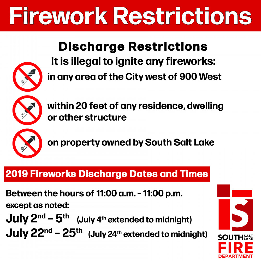 Firework Restrictions