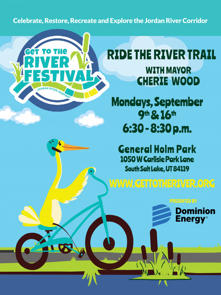 Get to the River Bike Ride